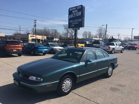 1996 Oldsmobile Eighty-Eight for sale in Fraser, MI