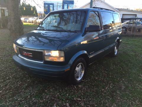 2000 GMC Safari for sale in Greenville, SC