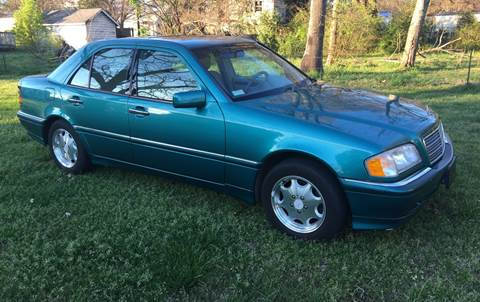 1998 Mercedes-Benz C-Class for sale in Greenville, SC