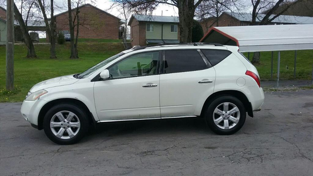 2006 Nissan Murano In Knoxville TN - Knoxville Wholesale Inc.