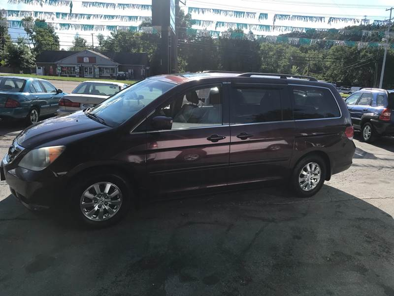 2008 Honda Odyssey For Sale At Knoxville Wholesale Inc. In Knoxville TN