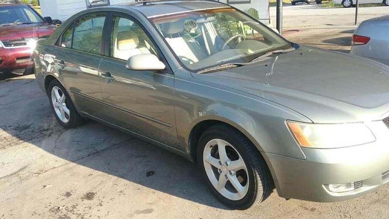 Perfect 2007 Hyundai Sonata For Sale At Knoxville Wholesale Inc. In Knoxville TN