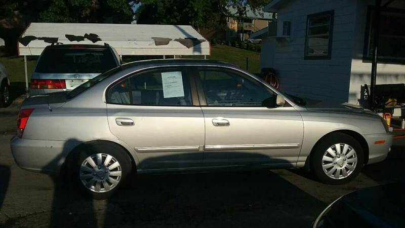 Captivating 2005 Hyundai Elantra For Sale At Knoxville Wholesale Inc. In Knoxville TN