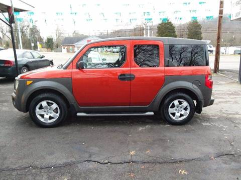 2004 Honda Element for sale at Knoxville Wholesale in Knoxville TN