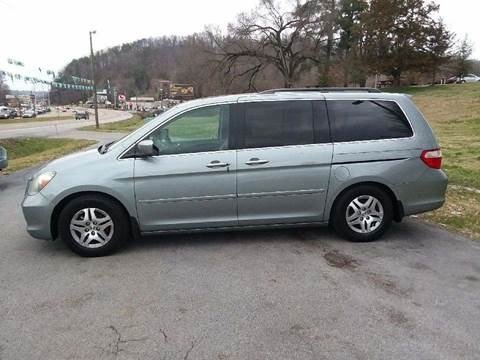 2005 Honda Odyssey for sale at Knoxville Wholesale in Knoxville TN