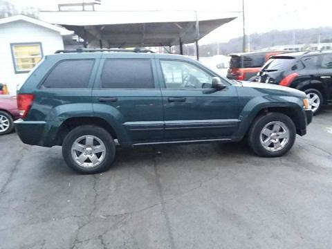 2005 Jeep Grand Cherokee for sale at Knoxville Wholesale in Knoxville TN