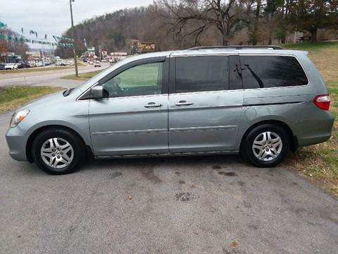 2006 Honda Odyssey for sale at Knoxville Wholesale in Knoxville TN
