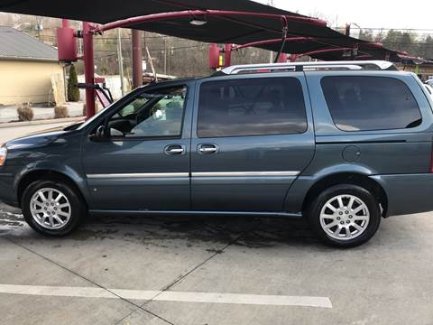 2006 Buick Terraza for sale at Knoxville Wholesale in Knoxville TN