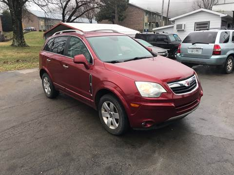 2008 Saturn Vue for sale at Knoxville Wholesale in Knoxville TN