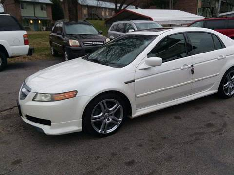2005 Acura TL for sale at Knoxville Wholesale in Knoxville TN