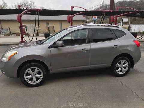 2008 Nissan Rogue for sale at Knoxville Wholesale in Knoxville TN