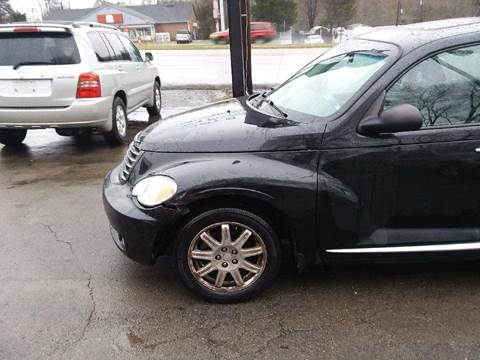 2010 Chrysler PT Cruiser for sale at Knoxville Wholesale in Knoxville TN