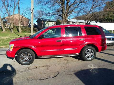 2006 Dodge Durango for sale at Knoxville Wholesale in Knoxville TN