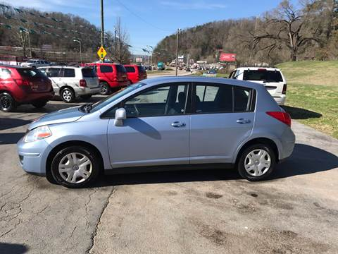 2010 Nissan Versa for sale at Knoxville Wholesale in Knoxville TN
