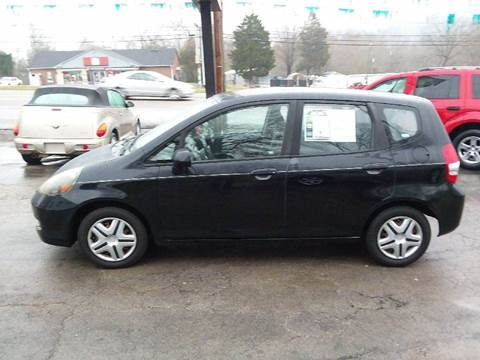 2008 Honda Fit for sale at Knoxville Wholesale in Knoxville TN