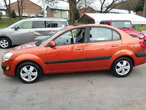 2009 Kia Rio for sale at Knoxville Wholesale in Knoxville TN