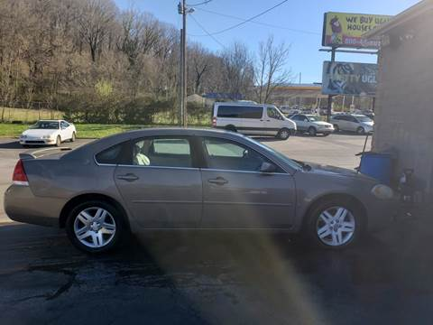 2007 Chevrolet Impala for sale at Knoxville Wholesale in Knoxville TN