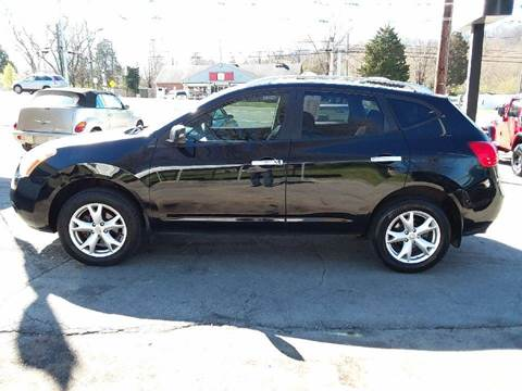 2010 Nissan Rogue for sale at Knoxville Wholesale in Knoxville TN