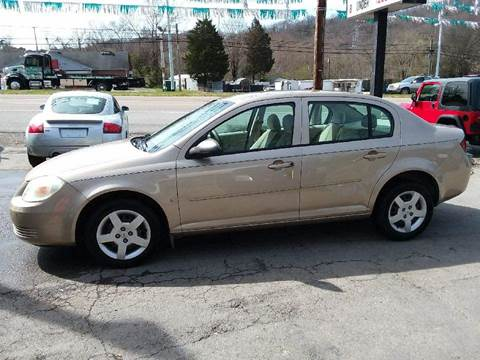 2007 Chevrolet Cobalt for sale at Knoxville Wholesale in Knoxville TN