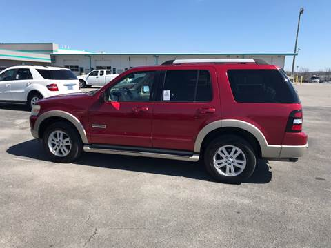 2006 Ford Explorer for sale at Knoxville Wholesale in Knoxville TN