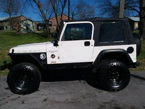 2000 Jeep Wrangler for sale in Knoxville, TN