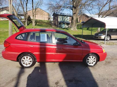 2003 Kia Rio for sale at Knoxville Wholesale in Knoxville TN