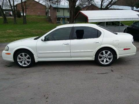 2003 Nissan Maxima for sale at Knoxville Wholesale in Knoxville TN