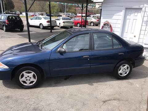 2000 Chevrolet Cavalier for sale at Knoxville Wholesale in Knoxville TN