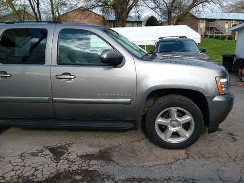 2007 Chevrolet Suburban for sale at Knoxville Wholesale in Knoxville TN