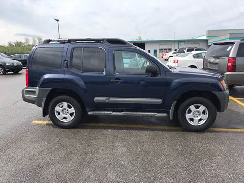 2006 Nissan Xterra for sale at Knoxville Wholesale in Knoxville TN