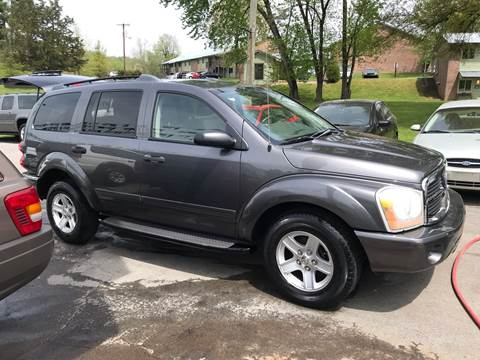 2004 Dodge Durango for sale at Knoxville Wholesale in Knoxville TN