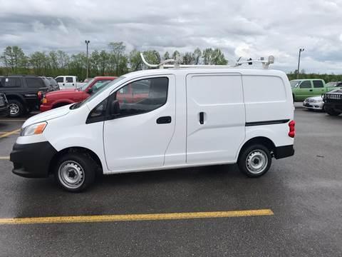 2015 Nissan NV200 for sale at Knoxville Wholesale in Knoxville TN