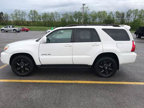 2006 Toyota 4Runner for sale at Knoxville Wholesale in Knoxville TN