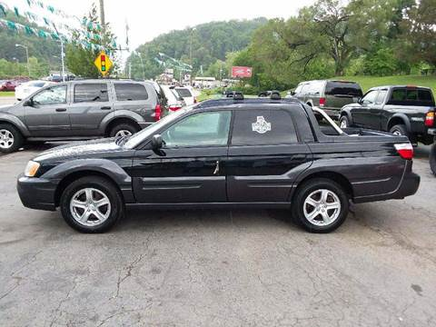 2005 Subaru Baja for sale at Knoxville Wholesale in Knoxville TN