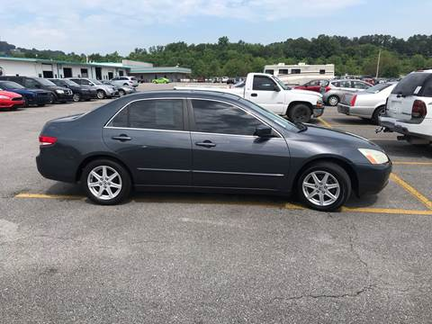 2004 Honda Accord for sale at Knoxville Wholesale in Knoxville TN