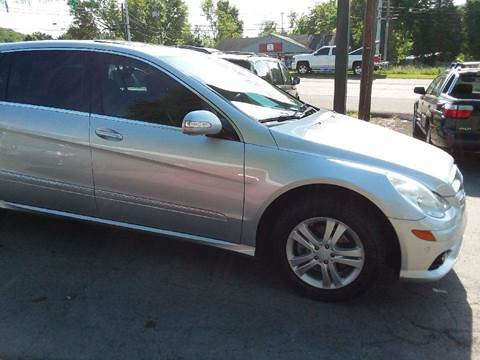 2008 Mercedes-Benz R-Class for sale at Knoxville Wholesale in Knoxville TN
