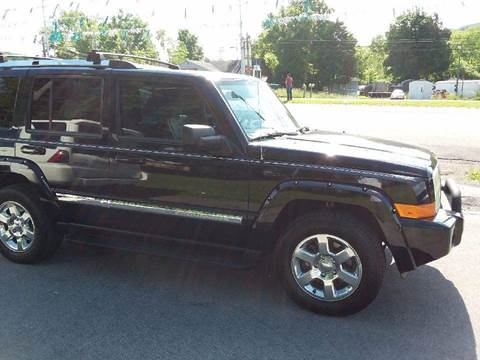 2007 Jeep Commander for sale at Knoxville Wholesale in Knoxville TN