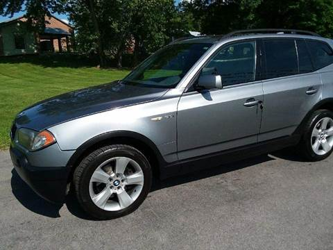 2004 BMW X3 for sale at Knoxville Wholesale in Knoxville TN