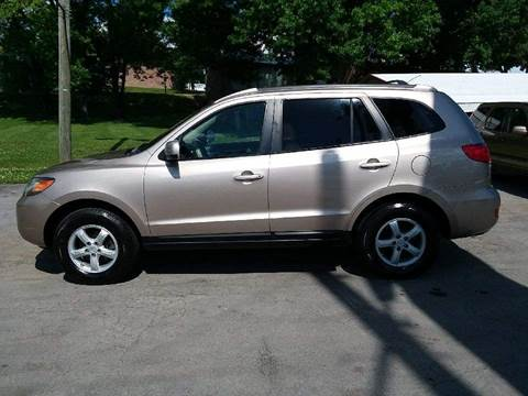 2007 Hyundai Santa Fe for sale at Knoxville Wholesale in Knoxville TN