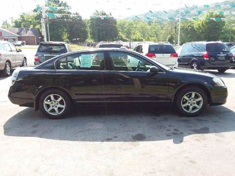2006 Nissan Altima for sale at Knoxville Wholesale in Knoxville TN