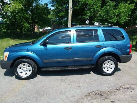 2005 Dodge Durango for sale at Knoxville Wholesale in Knoxville TN