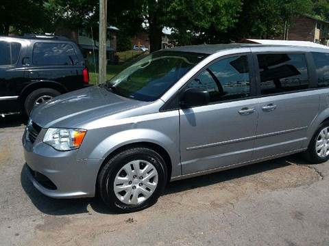 2015 Dodge Grand Caravan for sale at Knoxville Wholesale in Knoxville TN