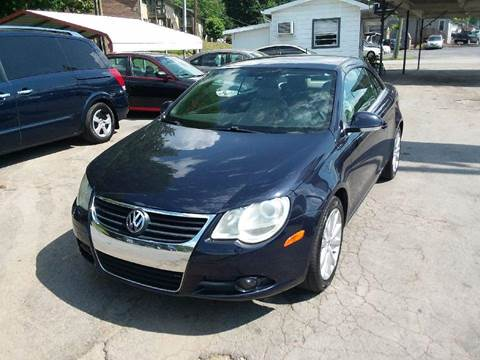 2007 Volkswagen Eos for sale at Knoxville Wholesale in Knoxville TN