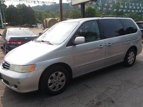 2003 Honda Odyssey for sale at Knoxville Wholesale in Knoxville TN