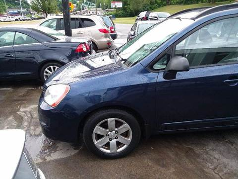 2008 Kia Rondo for sale at Knoxville Wholesale in Knoxville TN