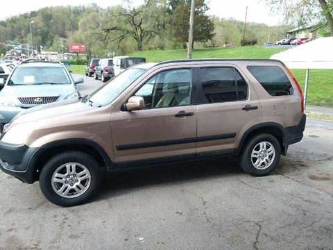 2003 Honda CR-V for sale at Knoxville Wholesale in Knoxville TN