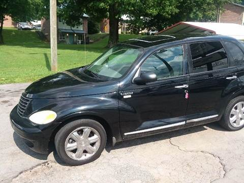 2005 Chrysler PT Cruiser for sale at Knoxville Wholesale in Knoxville TN