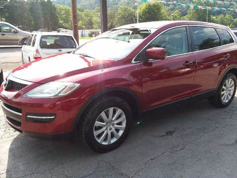 2007 Mazda CX-9 for sale at Knoxville Wholesale in Knoxville TN