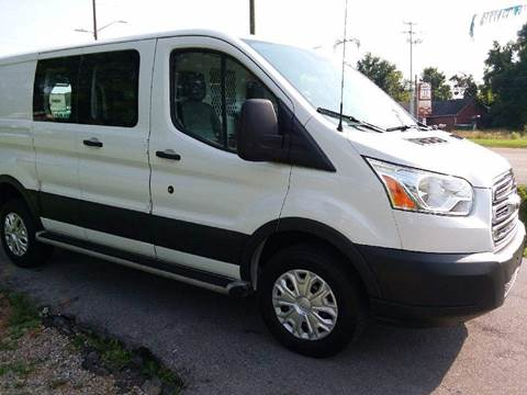 2015 Ford Transit Cargo for sale at Knoxville Wholesale in Knoxville TN