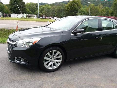 2015 Chevrolet Malibu for sale at Knoxville Wholesale in Knoxville TN